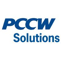 PCCW Solutions logo