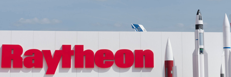 Raytheon profile banner