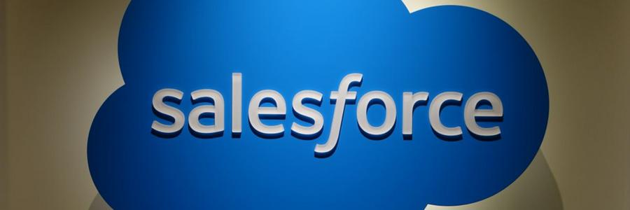 Salesforce profile banner