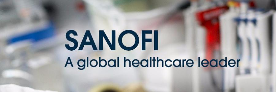 Sanofi profile banner