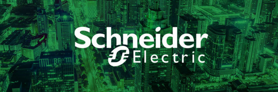 Schneider Electric profile banner