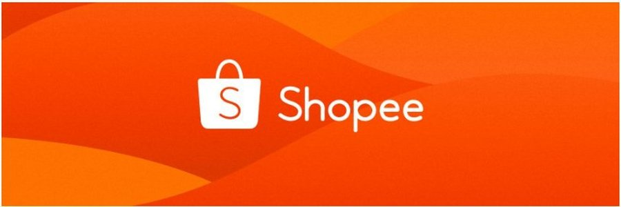 Shopee profile banner