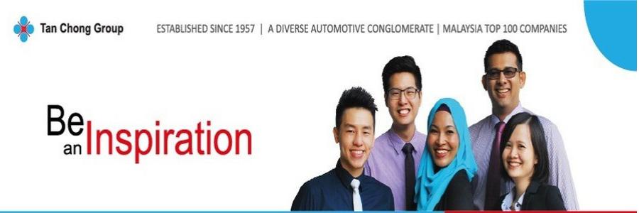 Tan Chong Group profile banner