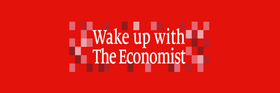 The Economist Group profile banner
