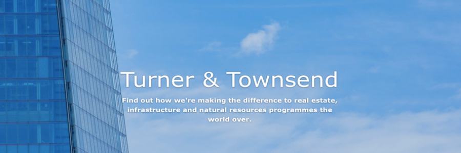 Turner & Townsend profile banner