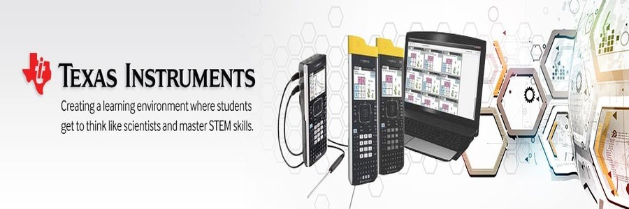 Texas Instruments profile banner