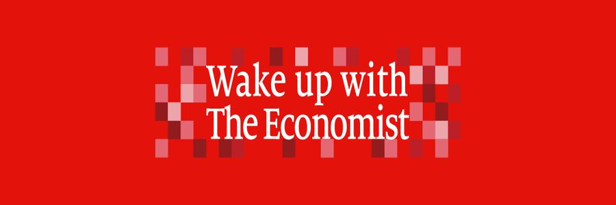 The Economist Group profile banner