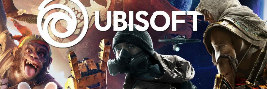 Ubisoft profile banner