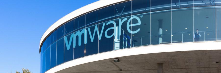 VMware profile banner