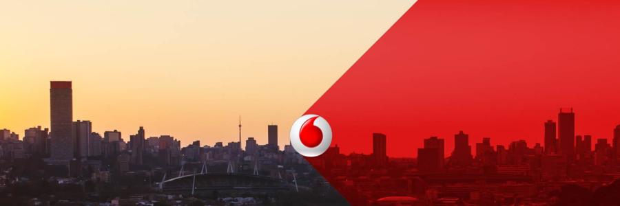 Vodacom profile banner