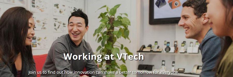VTech profile banner