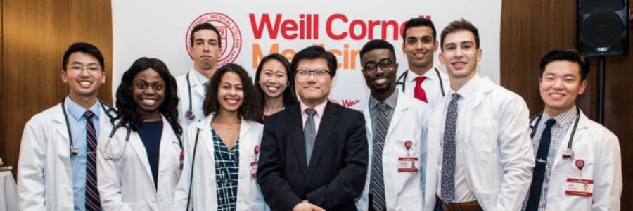 Weill Cornell Medical profile banner