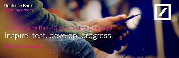 DB Coding Challenge