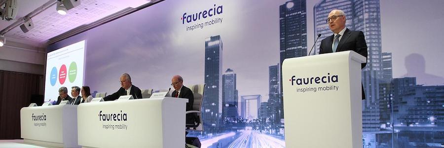 Faurecia profile banner