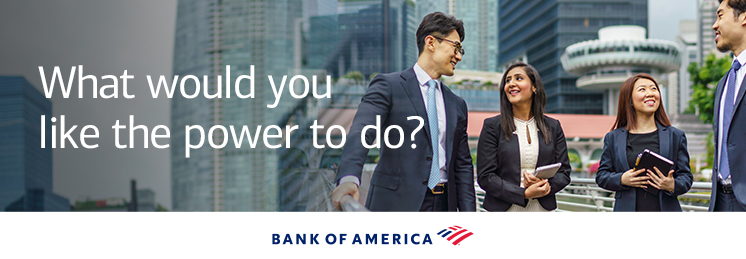 Bank of America - Take the Challenge profile banner profile banner