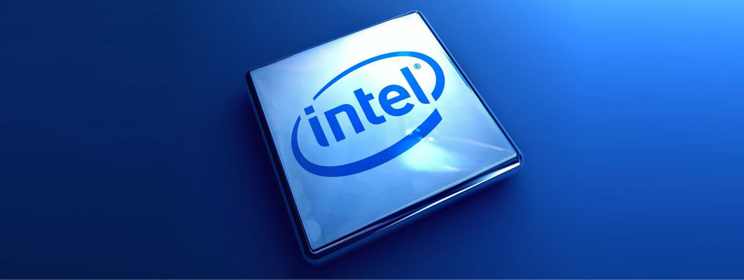 Intel profile banner
