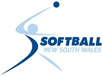 Softball NSW logo