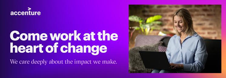 Accenture profile banner profile banner