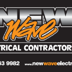New Wave Electrical Contractors Pty Ltd logo
