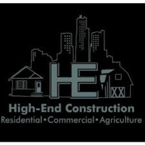 High End Construction logo