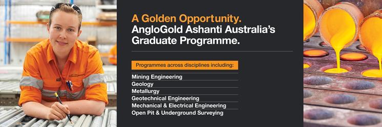 AngloGold Ashanti Australia profile banner