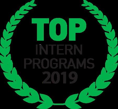 Top Intern Programs 2018