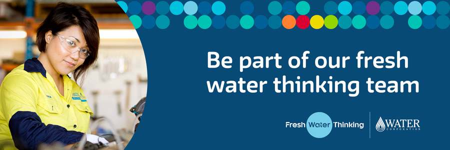 Water Corporation profile banner profile banner