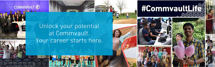 Commvault profile banner