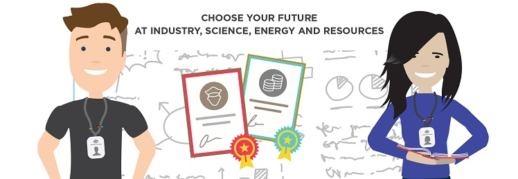 Department of Industry, Science, Energy and Resources profile banner