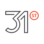 31ST SECOND logo