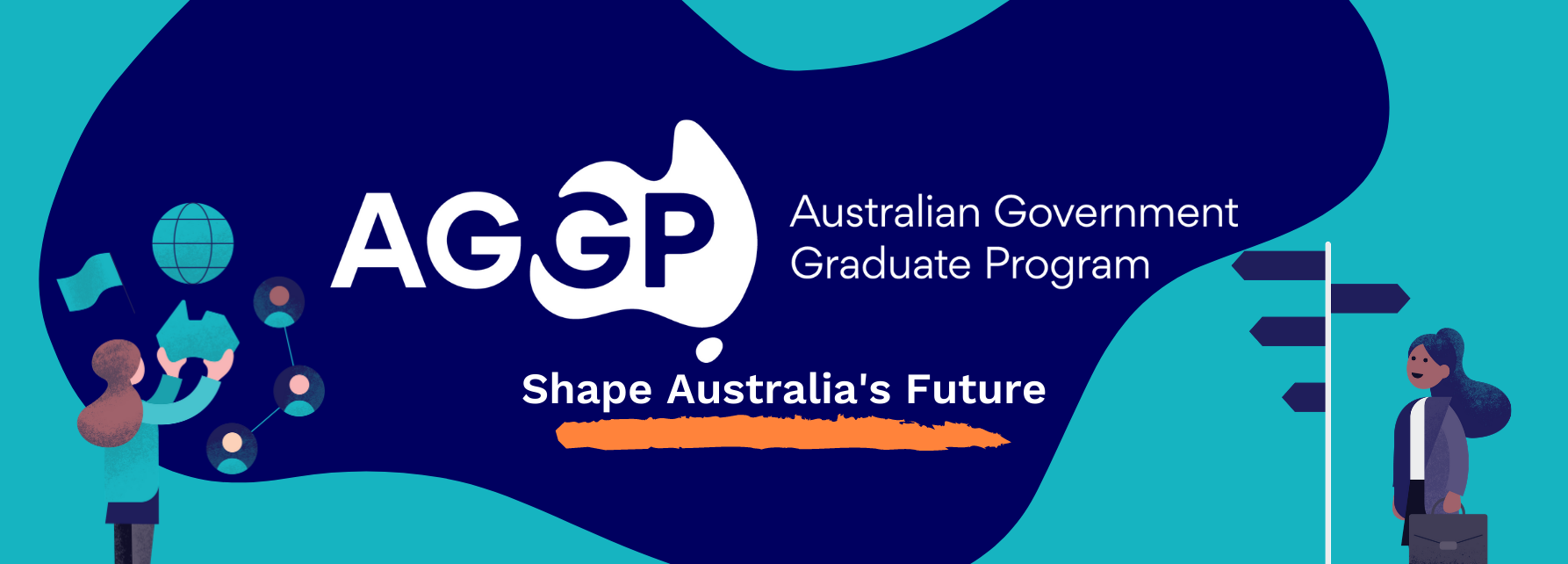 Australian Government Graduate Program profile banner profile banner