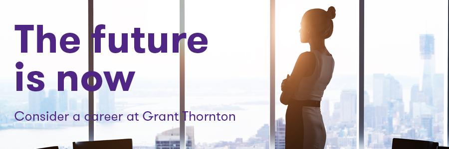 Grant Thornton profile banner