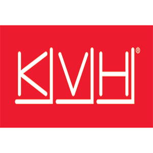 KVH Industries logo