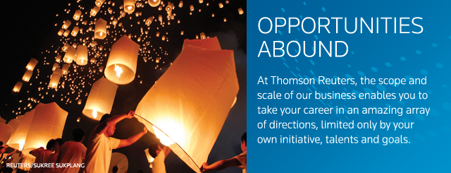 Thomson Reuters profile banner