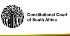 The Constitutional Court logo