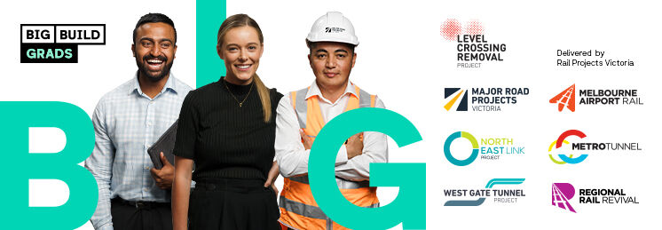 Victoria's Big Build (Major Transport Infrastructure Authority) profile banner profile banner