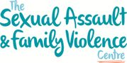The Sexual Assault & Family Violence Centre logo