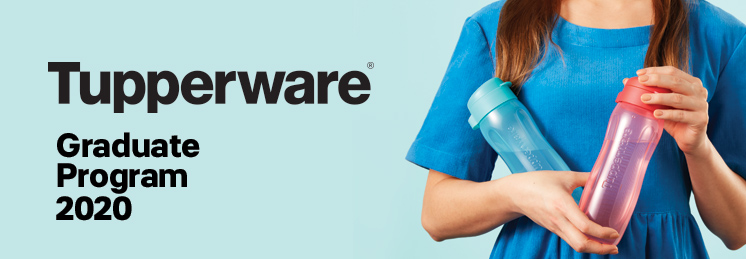 Tupperware profile banner