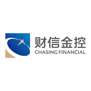 CHASING FINANCIAL logo