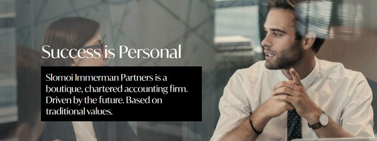 Slomoi Immerman Partners profile banner