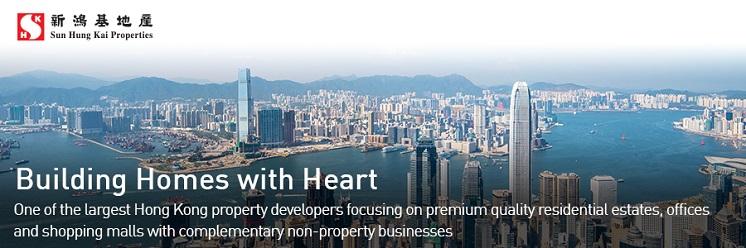Sun Hung Kai Properties profile banner