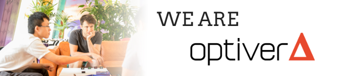 Optiver profile banner