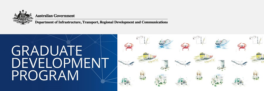 Department of Infrastructure, Transport, Regional Development & Communications profile banner
