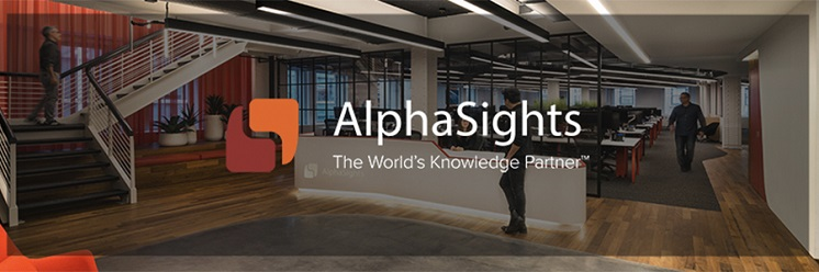 AlphaSights profile banner
