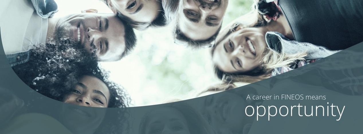 FINEOS profile banner