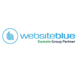 Website Blue logo