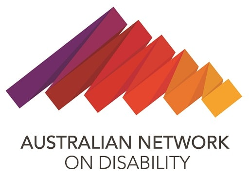 Australian Network on Disability logo