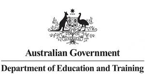 Department of Education and Training logo