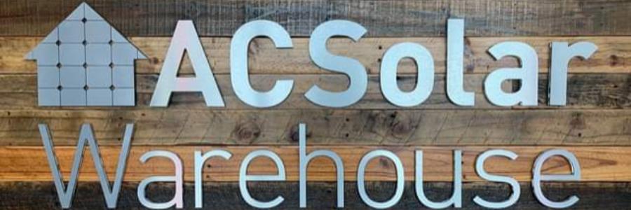 AC Solar Warehouse profile banner