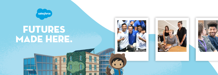 Salesforce profile banner